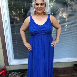 Hobo maxi dress